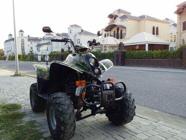 Honda - Azərbaycan: Kvadrosikl Super Vəziyyətdə