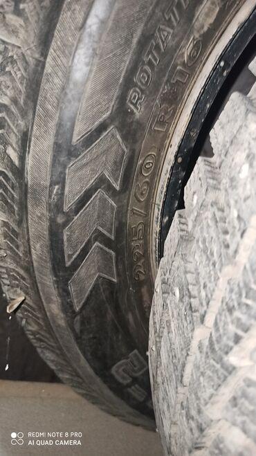 шины зимние бу r16 в Кыргызстан: Шины продается зимние шипы