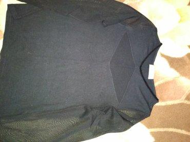 блузки с коротким рукавом в Кыргызстан: Блузка трикотажная раз 44/48 рукава капрон