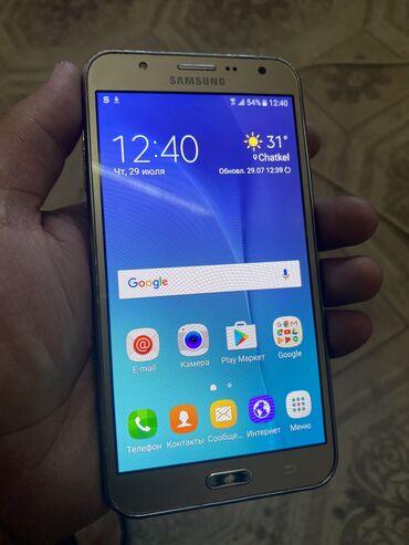 Электроника - Кызыл-Адыр: Samsung Galaxy J7 2017   16 ГБ   Золотой   Гарантия, Сенсорный
