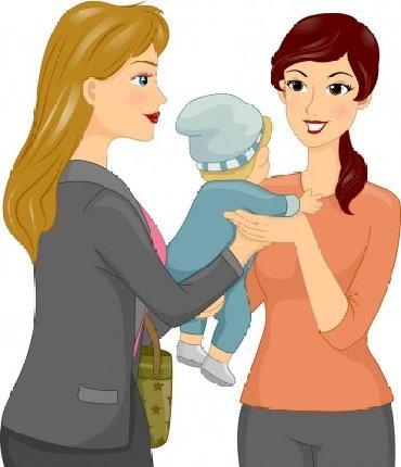 Nannie & Babysitter. 45