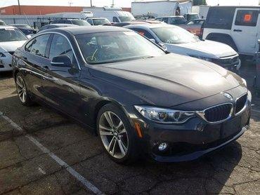 bmw-m3-4-mt - Azərbaycan: BMW 4 series 2 l. 2017 | 54888 km