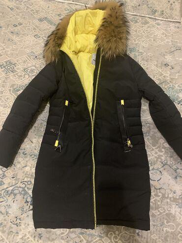 Продаю женскую куртку размера L, но фактически на М. Состояние как нов
