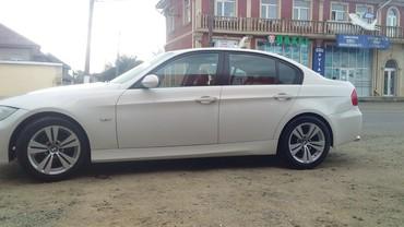 Sabail şəhərində BMW 320 2007