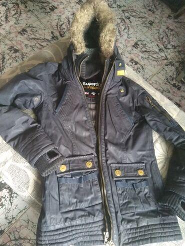 Predivan dzemper m chanel - Srbija: Superdry M zimska jakna original