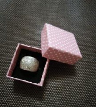 Ostalo | Kovacica: Prsten srebrni, masivan jako lep