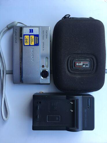 Продаю цифровой фотоаппарат sony cybershot dsc-t9