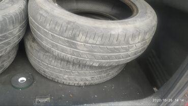 шины 175 65 r14 в Кыргызстан: Продаю шины лето в хорошем состоянии без шишек и проколов нет