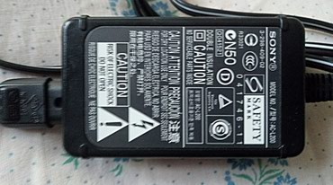 Зарядное устройство (зарядка) для видеокамеры SONY. цена-1500