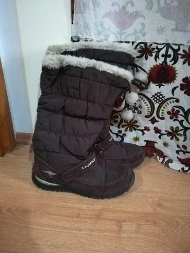 Cizme za zimu tople odlican kvalitet, kao nove - Stara Pazova