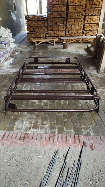 199 объявлений: Продаю авто багаж самодельный для минивен и внедорожник. РАЗМЕР