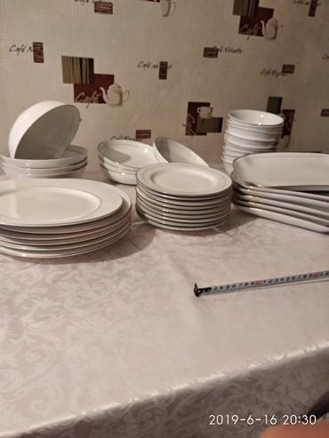 Тарелки для рыбы 6 штуки в Бишкек