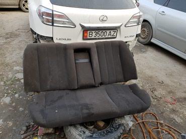 Продаю задний диван на BMW e34  есть один косяк на фото видно в Бишкек