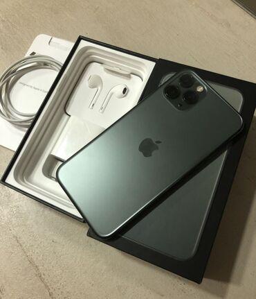 - Azərbaycan: İşlənmiş IPhone 11 Pro 64 GB Qara