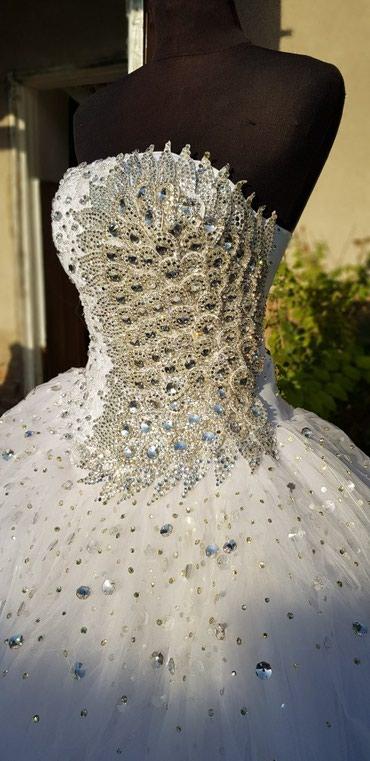 Продаю свадебное платье,в отличном состояние.Очень красиво в живую