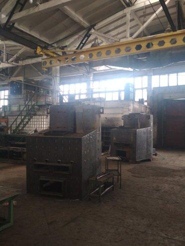 Угольный котел, 1 Мегаватт - мощность, в Бишкек