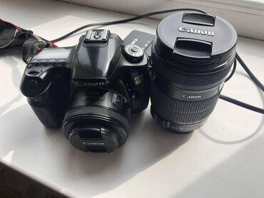 фотоаппарат-60d в Кыргызстан: Canon 60d срочно срочно реальному клиенту уступлю фотоаппарат canon 6