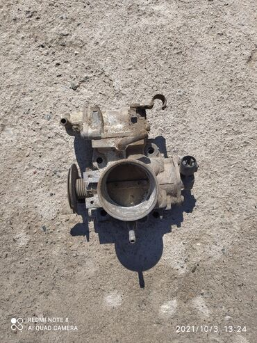 степ вагон бишкек in Кыргызстан   АВТОЗАПЧАСТИ: Продаю дрослинный заслонки на Хонда степ вагон рф1