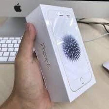 6 s - Azərbaycan: Iphone 6 teze orginal