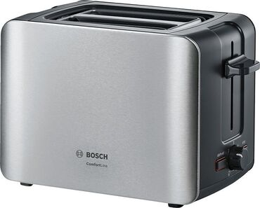 Тостер BOSCH TAT6A913  --1090 Вт, количество тостов: 2, корпус: пласти