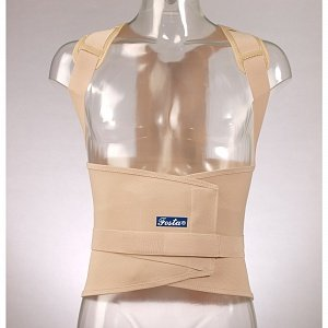 Бандажи, корсеты, корректоры - Кыргызстан: Ортопедический корсет грудопоясничный реклинирующий fosta (fs 4605) -