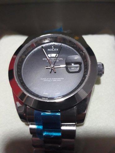 Muški sat Rolex 1:1 najbolja verzijaSafir staklo,keramička krunaSvi