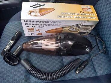 Novo jaci model usisivača za kola. Cena 1850din  Za više informacije p