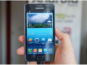 Samsung galaxy s2 - Азербайджан: Samsung S2 problemi yoxdu