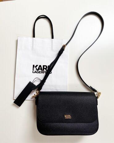 Laptopovi - Srbija: Original Karl Lagerfeld nova torba