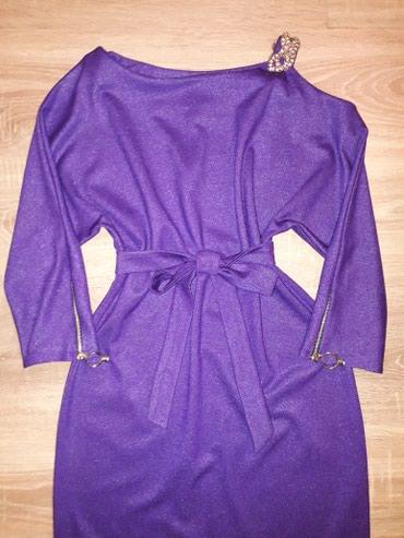размер-44-платья в Кыргызстан: Модная платья летучая мышь размер 44