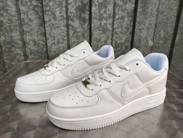 Antilop sive - Srbija: Nike Air Force All White Zenski Model-36-41-NOVO-Hit Cena!Nike potpuno