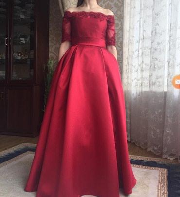 Продаю платья вечерний бардо 2000с в Бишкек
