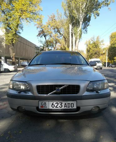 2003 Volvo S60 turbo triptronik в Бишкек