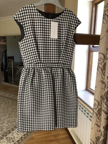 S 5 mini - Azərbaycan: Платье новое,покупали в Германии,размер M,Zara