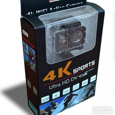 6023 oglasa | ELEKTRONIKA: GoPro Sportska 4K Kamera ULTRA HD WiFi  Odlična go pro akciono-sportsk