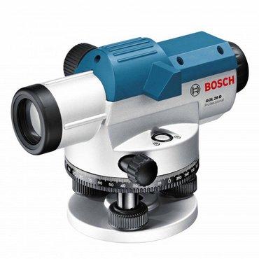 vasitcisiz ikiotaqli mnzil almaq - Azərbaycan: Bosch Nivelir GOL 26 DHəndəsi nivelirləmə zamanı istifadə olunan