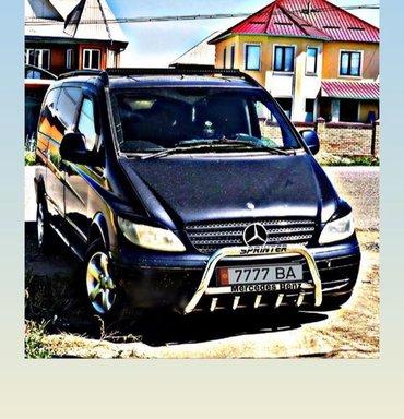 Mercedes-Benz в Кызыл-Кия: Mercedes-Benz Vito 2.2 л. 2004 | 310 км