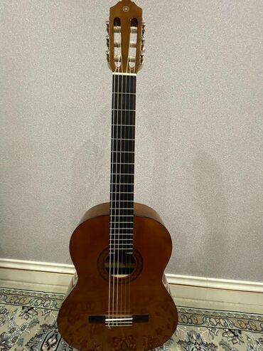 гитары бишкек in Кыргызстан | ГИТАРЫ: Гитара от YAMAHA в хорошем состоянии. Идеально подходит для новичков