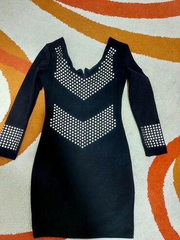 Crna haljina Univerzalna vel 400din