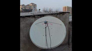 Bakı şəhərində Peyk antena krosna satışı temiri quraşdırılması