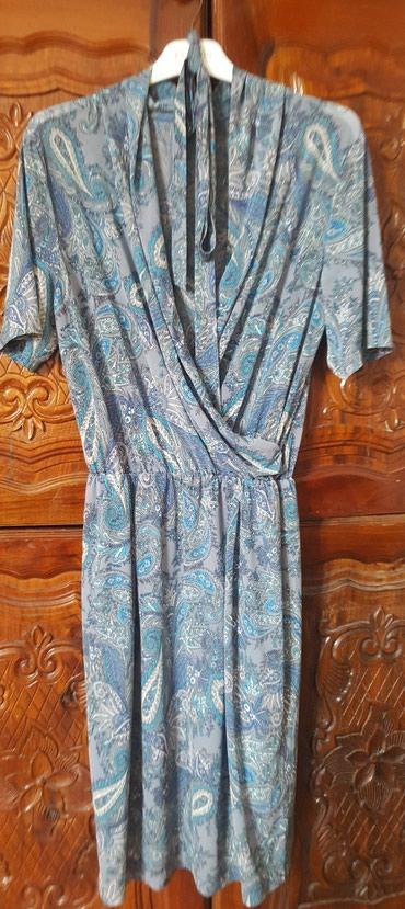 Платье цветное с поясом. в Bakı