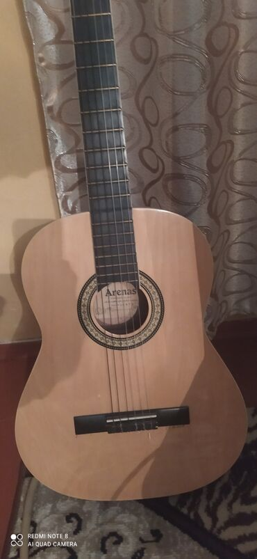 4 elan | İDMAN VƏ HOBBI: Klassik gitar satılır tecili pul lazımdır deye satıram qiymet 90azn