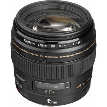 срочно продаю  не дорого! объективы: canon 85mm f/1. 8 + кофр (фикс в Бишкек