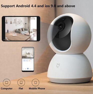 Ip камеры edimax с удаленным доступом - Кыргызстан: IP камера Xiaomi Mi Home Security Camera 360° 1080p (MJSXJ02CM