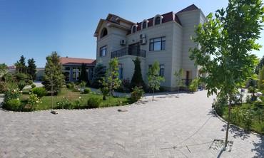 снять особняк в Азербайджан: Аренда Дома от посредника Долгосрочно: 600 кв. м, 6 комнат