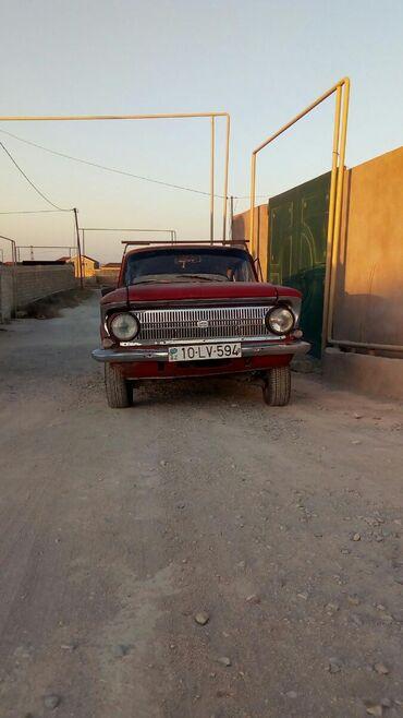 2141 moskviç - Azərbaycan: Moskviç 408 1.5 l. 1969 | 99999 km