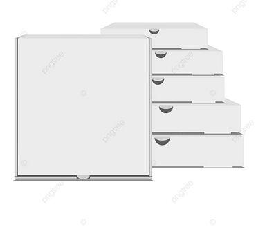 Лтз 40 - Кыргызстан: В наличии каробки для пиццы. 30×30. 34×34. 40×40. Белые и с печатью