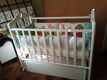 Срочно продаю детскую кроватку!! в Бишкек