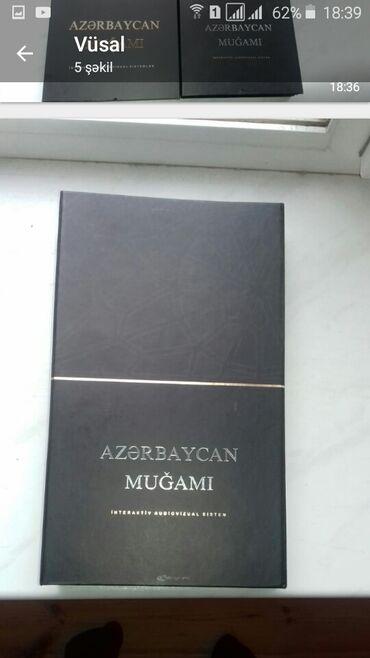 """""""Azərbaycan muğamı"""" 9 diskdən (qızıl) ibarət kolleksiya. Kolleksiyaya"""