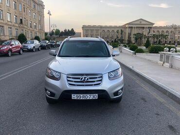 anbardar teleb olunur 2018 - Azərbaycan: Hyundai Santa Fe 2.2 l. 2011 | 57000 km